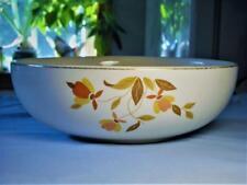 """Vintage Hall's Jewel Tea Autumn Leaf 9"""" Round Serving Bowl                ...#18"""
