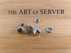 Rack ear thumb screws for Supermicro servers RTSK22