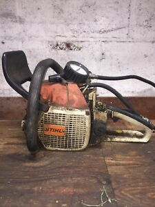 Stihl 028WB Chainsaw For Parts