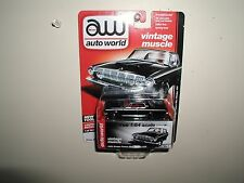 Auto World 1963 Dodge Polara Max Wedge 426 I Of 1672 Produced Vintage Muscle New