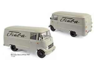 MERCEDES BENZ L319 FRUBA model van 1957 Ltd Ed 1:18th NOREV 183419