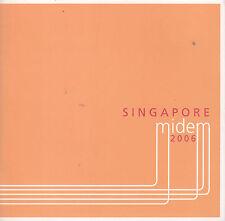 Singapore: MIDEM 2006 by VA (CD) Corrinne May/Electrico/Parking Lot Pimp & More
