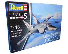 (rv03931) - Revell 1 48 Mig-25 RBT Foxbat-b