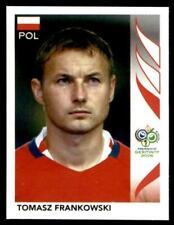 Panini FIFA 2006 World Cup sticker Germany #70 Tomasz Frankowski Poland