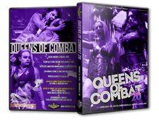 Queens of Combat 20 DVD-R, Su Yung Tessa Blanchard Kiera Hogan Chelsea Green