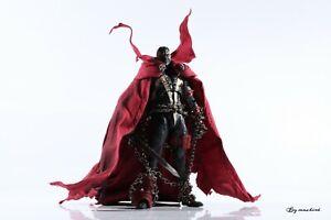 Custom cape set for Mcfarlane MK spawn