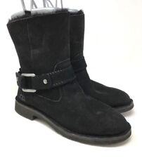 NEW UGG Australia Women's Cedric Black Boots Style:1012360 Size:6
