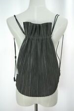 Special Price! ISSEY MIYAKE Brown Pleats Backpack 138 2844