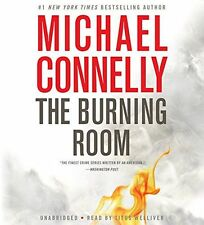 Michael CONNELLY / (Harry Bosch: Book 19) The BURNING ROOM     [ Audiobook ]
