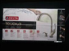 Delta Ashton Single Handle Pull-Down Kitchen Faucet - 19922Tz-Sssd-Dst - New! Cr