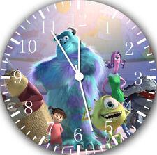 Disney Monster Inc. Borderless Wall Clock A463