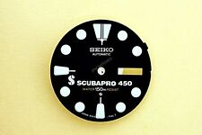 NEW SEIKO SCUBAPRO 450 DIAL 6309, 6309-7040, 6309-7290 DIVERS WATCH NR-095