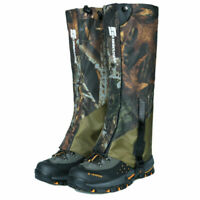 Anti Bite Snake Guard Leg Protection Camo Gaiters Boots Cover Outdoor Climbing