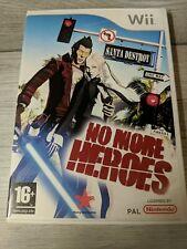 No More Heroes (Nintendo Wii 2008)