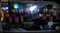 STAR TREK THE NEXT GENERATION PEZ COLLECTORS SET WAL-MART EXCLUSIVE