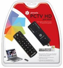PCTV HD Pro Stick USB2 HDTV Tuner for Free HD SOLD AS IS FOR PARTS OR REPAIR