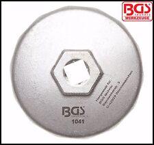BGS-Filtro De Aceite Copa Llave Vw Audi, Merc Bmw & Vaux, 74 mm X 14 Pt-Pro - 1041