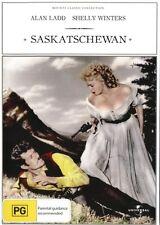 Saskatchewan (1954) * Alan Ladd * Shelley Winters * J. Carrol Naish *