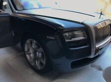 EXTREME RARE MODEL 1:18 ROLLS-ROYCE GHOST IN LUNAR BLUE DEALER EDITION BY KYOSHO