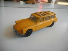 Corgi Juniors Citroen DS Safari in Yellow