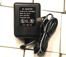 (LOTS of 15) x 6VDC AC Adapter New Power supply ,6 volt DC 200mA transformer