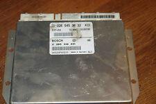 2002 Mercedes Clase W168 Motor Esp Bas módulo ecus 0265453632 Bosch 0265109431