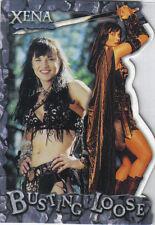 XENA WARRIOR PRINCESS SERIES 6 BUSTING LOOSE CARD BL1