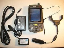 SYMBOL MOTOROLA MC7094-PKCDCQHA8WR 2D BARCODE SCANNER GSM CELLULAR 128MB WIFI
