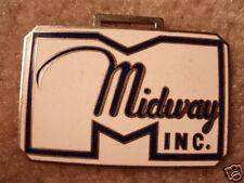 Midway Inc. Heavy Equipment Watch Fob M-24