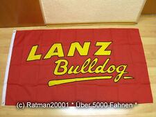 Fahnen Flagge Lanz Bulldog Neu - 90 x 150 cm