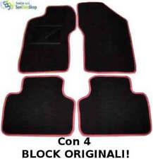 con Posteriori UNITI ALFA ROMEO 159 TAPPETI tappetini AUTO 8 block! 3 decori