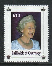 Guernsey 2006 Queen Elizabeth Ii 80th Birthday-Attractive Topical (911) Mnh