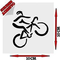 Sticker Adesivo Decal Bicicletta da Corsa Giro D'italia Bici 2 Tuning Auto Moto