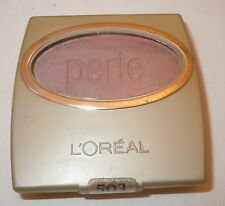 L'oreal Eye Shadow Wear Infinite Eye Shadow Single #503 Sparkling Rose