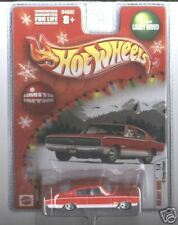Hot Wheels 2004 Holiday Rods 1/4 '67 Dodge Charger Red