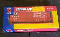 Life-Like Trains HO Scale Santa Fe Freight Car 8589 in Box