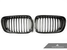 AUTOTECKNIC FULL REPLACEMENT CARBON FIBER FRONT GRILLE - BMW E46 325CI 330CI M3