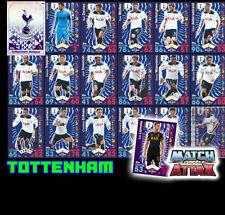 Tottenham Hotspur Football Trading Cards 2017 Season