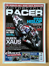 Motorcycle Racer 96 June 2007 - Doug Polen, Steve Hislop What Did Go Wrong?