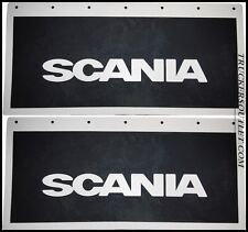 SCANIA  MUDFLAPS , MUDGUARDS 640X300MM [TRUCK PARTS & ACCESSORIES]
