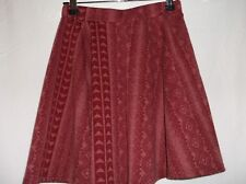Ladies River Island patterned skirt size 6