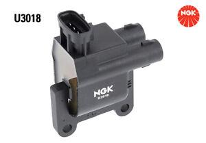NGK Ignition Coil U3018 fits Toyota Hilux 2.7 (TGN16R), 2.7 4x4 (LN/RN/YN), 2...