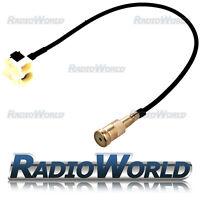 Audi A3 A4 A6 RNS-E RNS MFD3 Retro Fit Plug Aerial Antenna Adaptor Lead