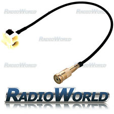 Audi A3 A4 A6 RNS-e RNS MFD3 Retro Fit Enchufe De Antena Cable Adaptador