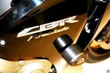 BLACK Aero Crash Protectors Honda CBR1000RR Fireblade 2010 R&G CP0228BL