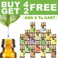 Essential Oil 100% Pure & Natural Aromatherapy Fragrance Scents Essential Oils