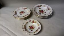 8 pcs Harmony House China --- Dresdania