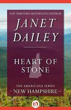 The Americana: Heart of Stone 29 by Janet Dailey (2014, Paperback)