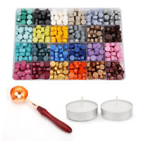700pcs Vintage Sealing Wax Stamp Tablet Pill Beads for DIY Envelope Decor Craft