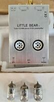 Nobsound Little Bear T7 Vacumn Tube Mini Phono Stage RIAA MM Turntable Preamp